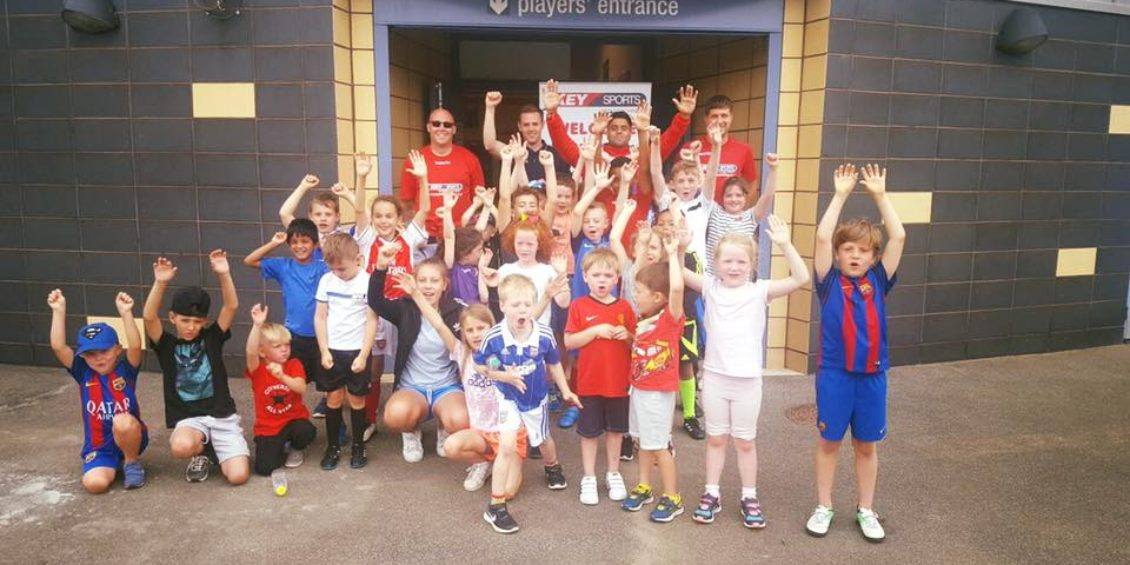 Summer Holiday Sports Camps Update