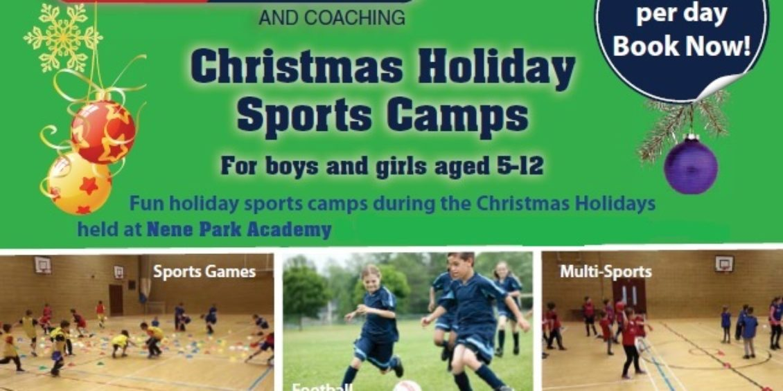 Christmas Holiday Camps Update 2020