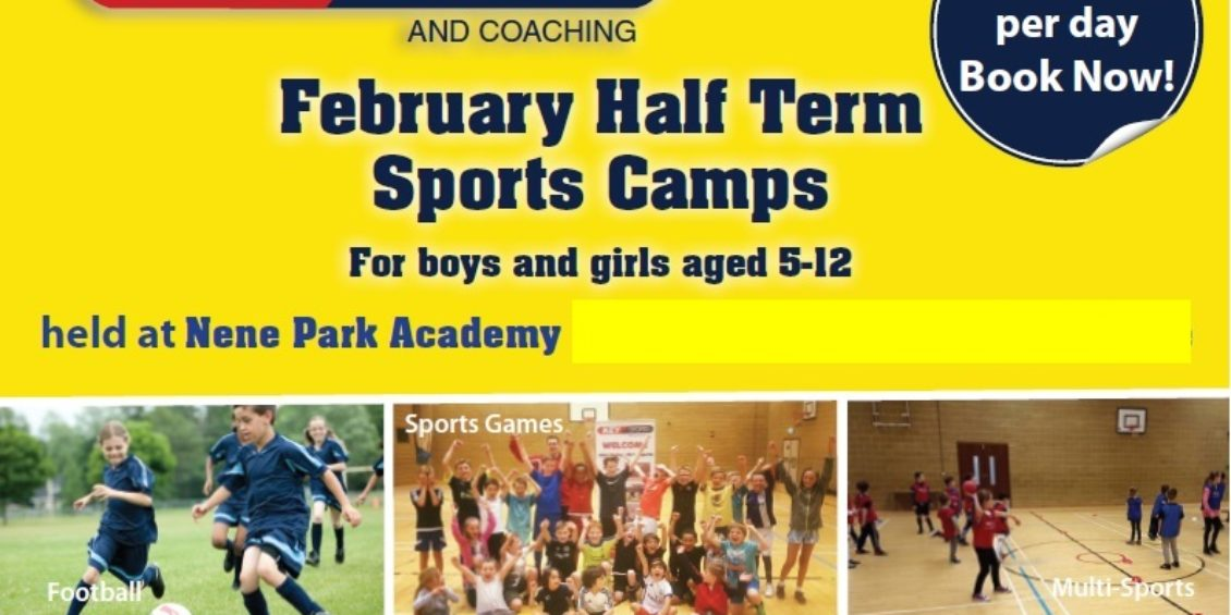 February Half Term Sports Camps