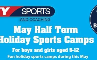 Key Sports May Half Term Sports Camps